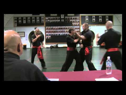 Praying Mantis Kung Fu   Masters Grading