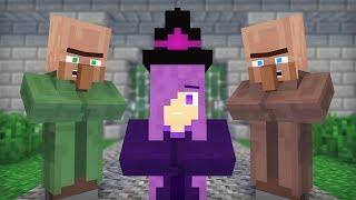 Witch & Villager Life VI - Minecraft Animation