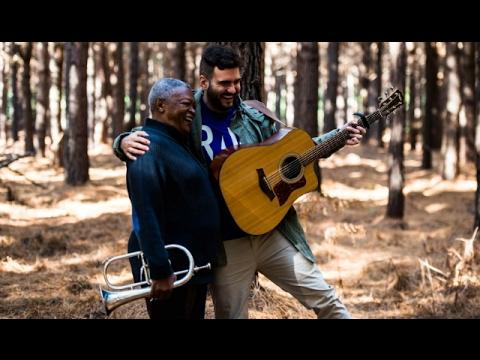 J'Something and Bra Hugh Masekela team up for an inspiring new song
