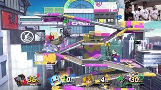 Super Smash Bros. Ultimate - Gameplay