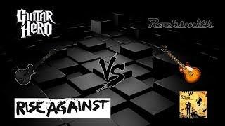 Guitar Hero Vs. Rocksmith #4: Re-Education Through Labor - Rise Against (GH:WT)
