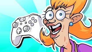 Stupid Mama! Video Game Controller