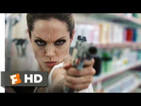 Wanted Movie Clip - watch all clips http://j.mp/wwBPxH click to subscribe http://j.mp/sNDUs5 Wesley (James McAvoy) is approached by a strange woman (Angelina...