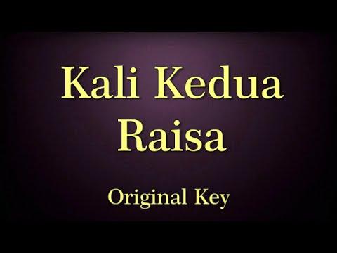 download lagu Kali Kedua Raisa Karaoke Original Key gratis