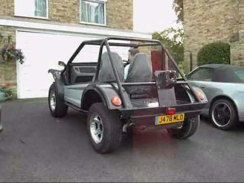 Suzuki Outbak build (kit car)