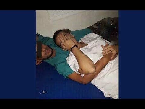 أول فيديو يكشف حقيقة الصور الفاضحة للممرضات في أحضان ممرض وسط مستشفى بطنجة