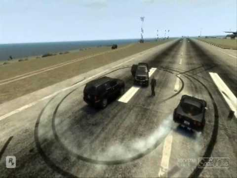 هجولة وتفحيط  GTA IV Music Videos