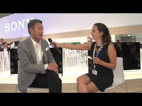 Interview with Kazuo Hirai IFA 2014