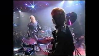 C.C.Catch  Heaven and hell.Peter´s pop show 1986