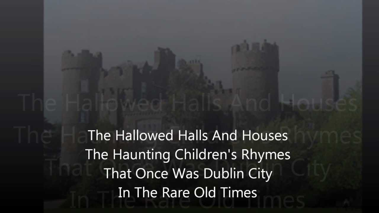 Dublin in the Rare Old Times - YouTube