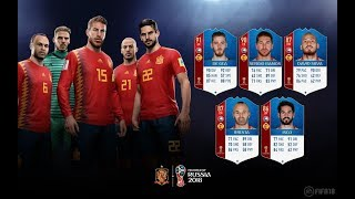NEW WORLD CUP RATINGS!
