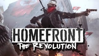 Homefront - The Revolution (Trailer Oficial)