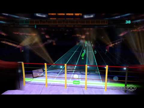 Rocksmith-Gameplay (PC, PS3, X 360)