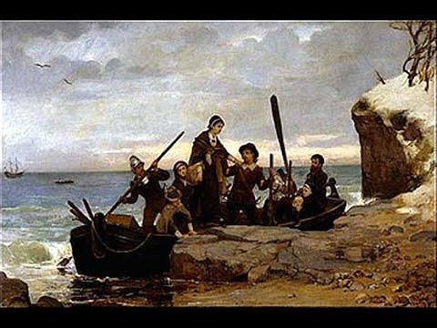 Nick Bunker - The Mayflower Pilgrims and Their World