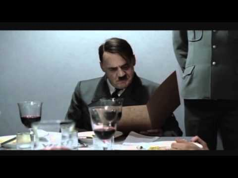 Hitler Parody - Someone farts during Dinner |HQ