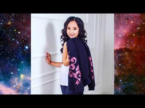 12-летняя казахстанка попала на французское радио c песней Лары Фабиан
