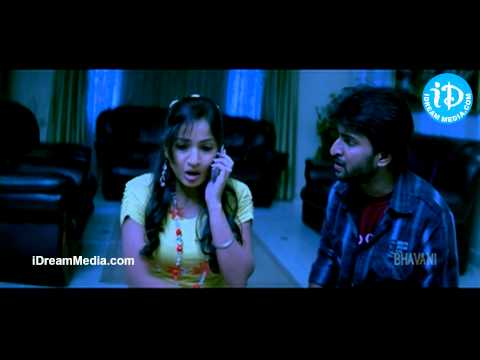Snehituda Movie - Madhavi Latha, Nani, Prithviraj Emotional Scene video