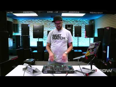 Roland DJ-202 Demonstration