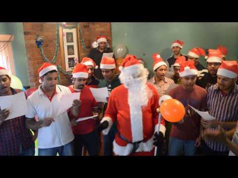 Malayalam  Christmas Carol Song By Omac (canada) 2014 video
