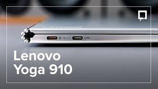 Lenovo Yoga 910 kontra zwykły laptop - porównanie z przymrużeniem oka
