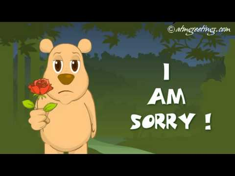 Sorry | Apology | Love | Ecards | Greetings | Messages | Video | 08 20