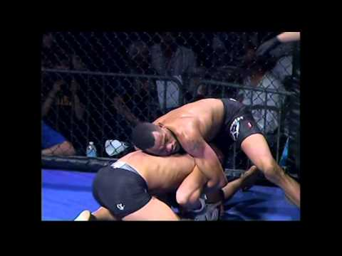 Steel City Rumble Cage Fight 9 Main Event Paul Ray of Mean 1 MMA vs Prentice Ingrahm Rude Effx