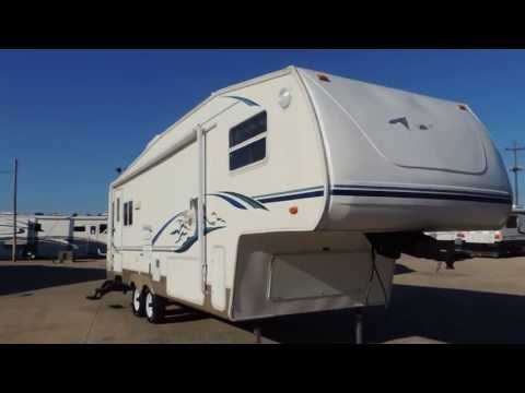 Good Solid Clean 30' 2003 Keystone Cougar 285 1 Slide New Awning Zoomersrvindiana