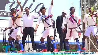 Shuhudia hii ngoma za jadi toka Malawi kwenye stage ya Tulia