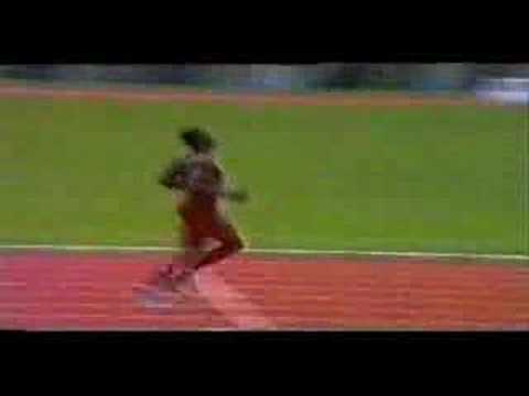 Linford Christie Plyometric Training