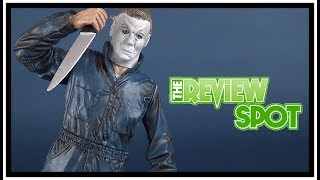 Spooky Spot 2017 | McFarlane Toys Movie Maniacs Series 2 Michael Myers Figure