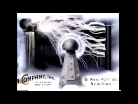 Nikola Tesla - El hombre que ilumino al mundo