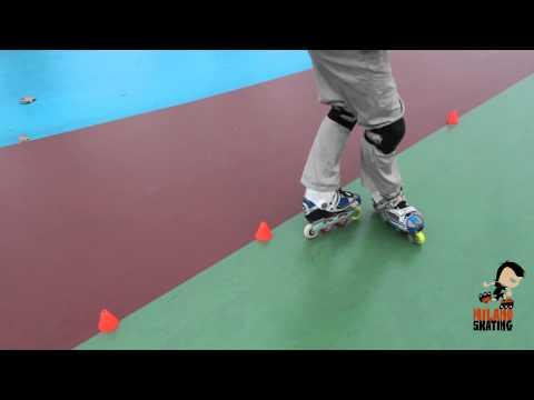 Milanoskating Freestyle: Avanti dietro spin