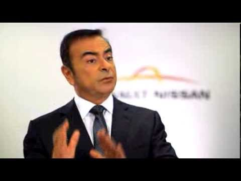 Carlos Ghosn announces Renault and Nissan launch projects to accelerate Alliance synergies