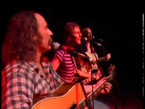 CROSBY, STILLS & NASH - TEACH YOUR CHILDREN