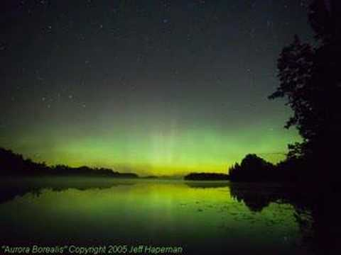 Aurora Borealis-WI Video
