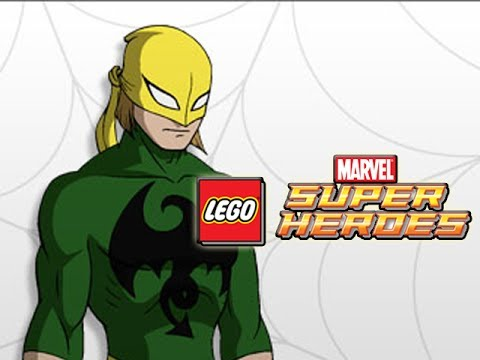 Lego Marvel Superheroes Iron Fist Lego Marvel Superheroes Iron