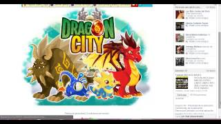HACK DRAGONES DE LA TABERNA DRAGON CITY 2014