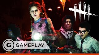 Dead by Daylight - 4 vs 1 Full Match Gameplay