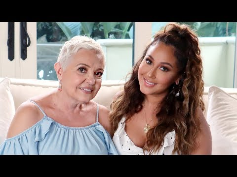 Adrienne Houghton's Q&A with Mom | All Things Adrienne