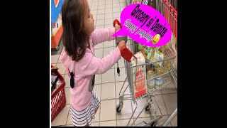 Vlog#11 GROCERY SHOPPING WITH MAKULIT!