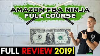 KEVIN DAVID AMAZON FBA HONEST COURSE REVIEW(2019) | NO ONE WANTS YOU TO KNOW THIS!! | Curate Reviews