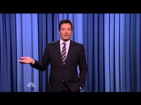 Jimmy Fallon on Inviting President Obama to the Border to Play Golf