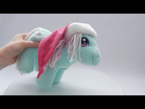 My Little Pony Singing Minty Plush Toy Review