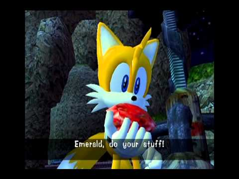 Sonic Adventure DX playthrough [Part 2: Tails]