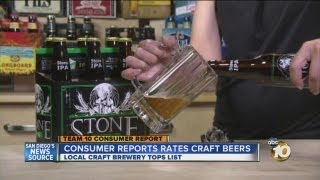Consumer Reports lists local brewery's craft beer among best