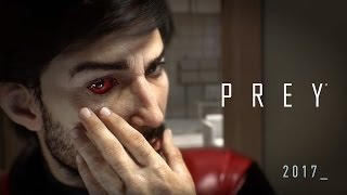 Prey - E3 2016 Game Reveal Trailer