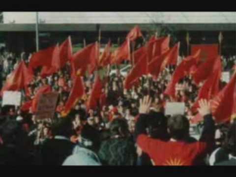 Σκοπιανά τραγούδια μίσους για την Ελλάδα. Patriotic song Music Videos