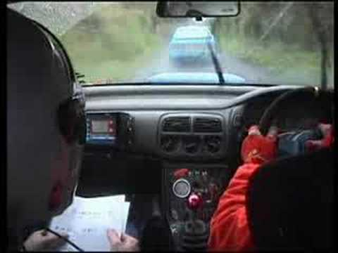 THE FUNNIEST ON BOARD RALLY VIDEO EVER....HILARIOUS!