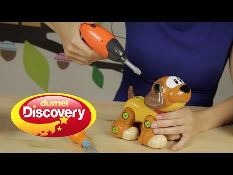 Rozkręcony zwierzak Dumel Discovery