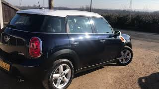 2012 MINI COUNTRYMAN 1.6 COOPER FOR SALE | CAR REVIEW VLOG